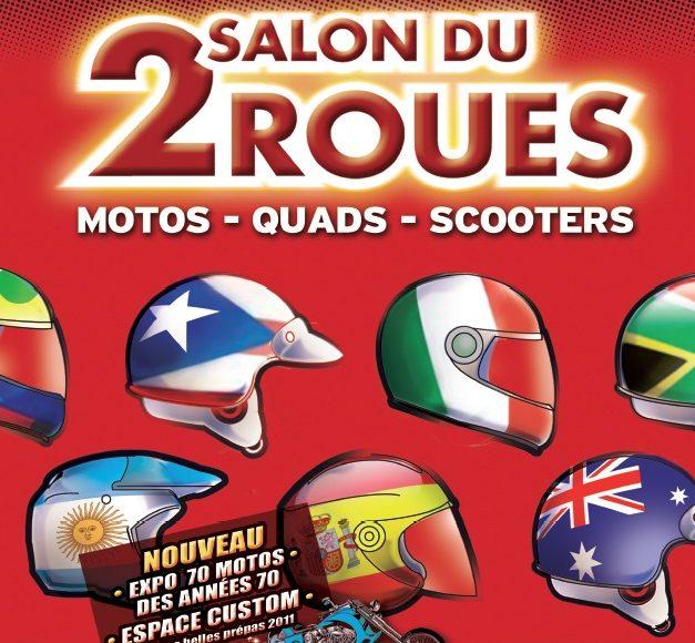 Salon du deux roues 2012 à Lyon