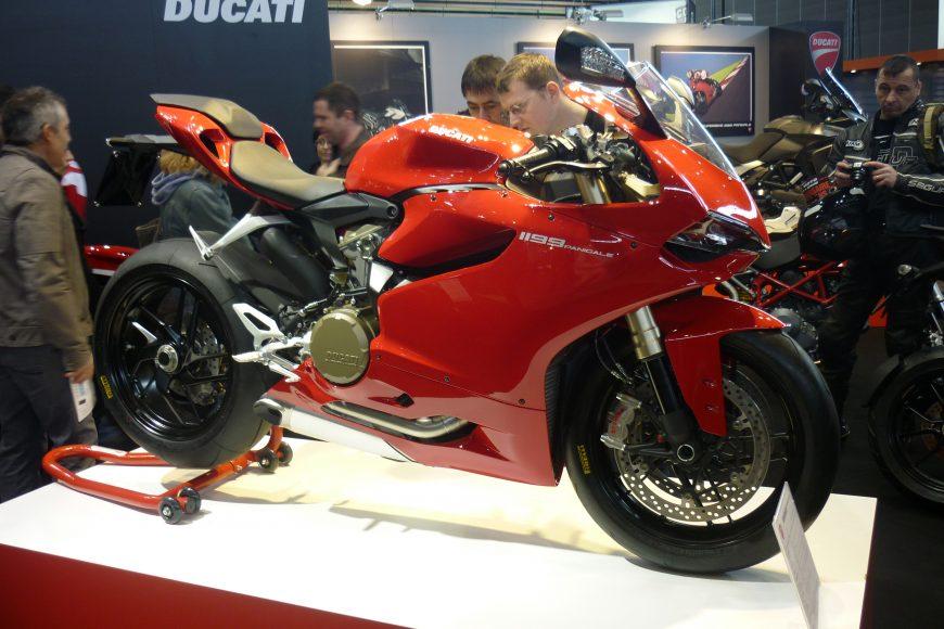 Compte rendu Salon de la moto 2012